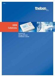 OEM Solutions - Theben