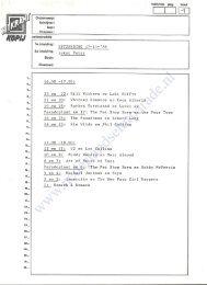 19881117 Draaiboek Nationale hitparade top 100 17 november 1988 (tekst Peter Teekamp) (13)