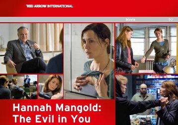 Hannah Mangold: The Evil in You - Red Arrow International