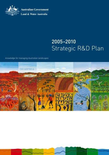 Strategic R&D Plan - Land and Water Australia