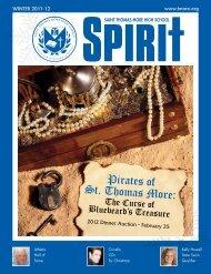 spirit - Thomas More High School