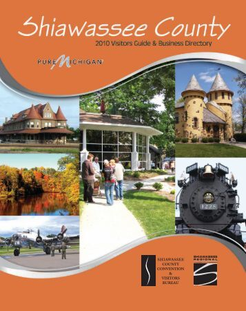 Shiawassee County Visitors Guide - Independent Newspaper Group