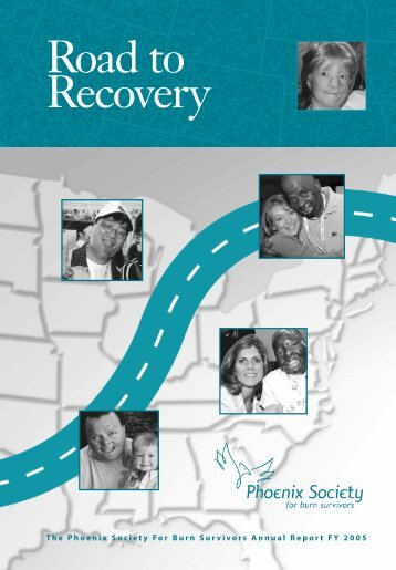 Road to Recovery - The Phoenix Society for Burn Survivors, Inc.