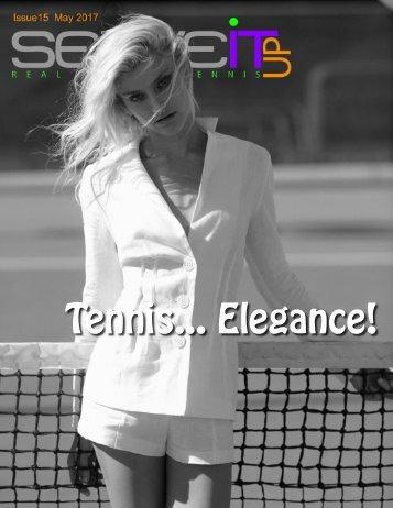 Serveitup Tennis Magazine #15
