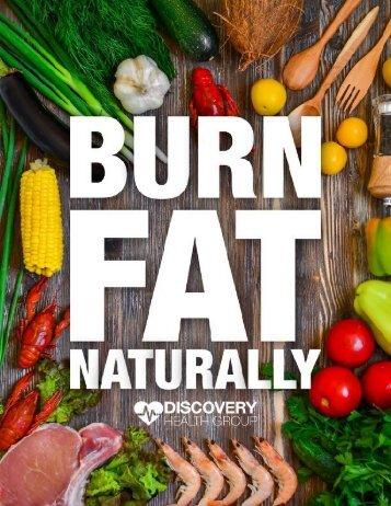 Burn Fat Naturally
