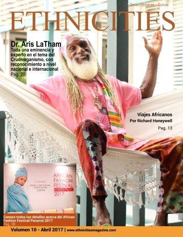 Volumen 10 - Ethnicities Magazine - Abril 2017