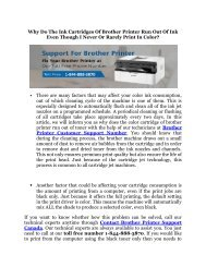 Why_Do_The_Ink_Cartridges_Of_Brother_Printer_Run_O