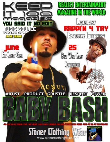 keep it 100 mag baby bash1212