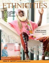 Volume 10 - Ethnicities Magazine - April 2017