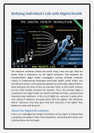 Go Digital with Meds99 and Refine Personal Life with Digital Health