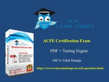 Acfe-exam-dump