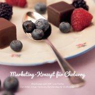 Marketing-Konzept für Choberry