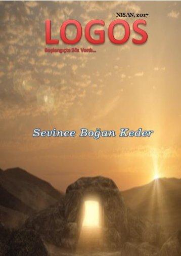 LOGOS DERGİ Nisan 2017