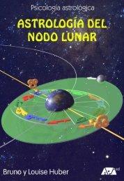 Astrologia del Nodo Lunar - Huber