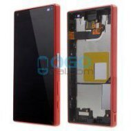 For Sony Xperia Z5 CompactMini LCD & Digitizer Touch Screen Assembly With Frame - BlackRed