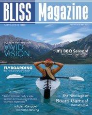 BLISS - Premier Issue - April 2017