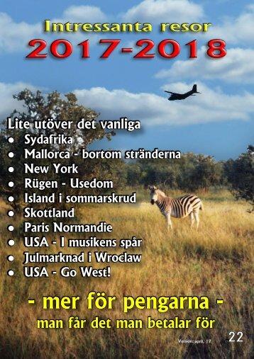 Resor Katalog 2017 Ver 2 Våren