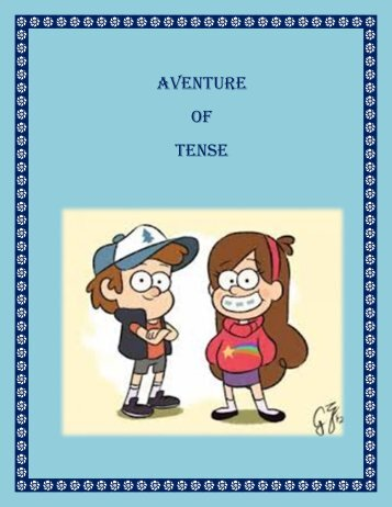 libro aventure of tense