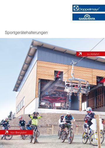 Sportgerätehalterungen [DE]