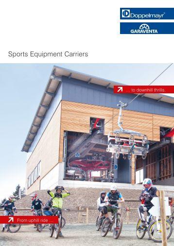 Sports Equipment Carriers [EN]