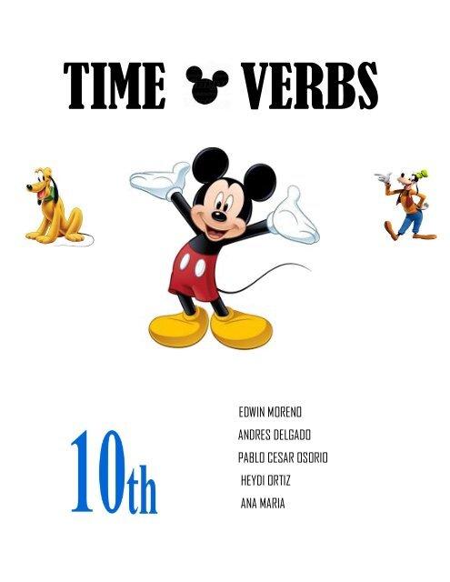 TIME VERBS