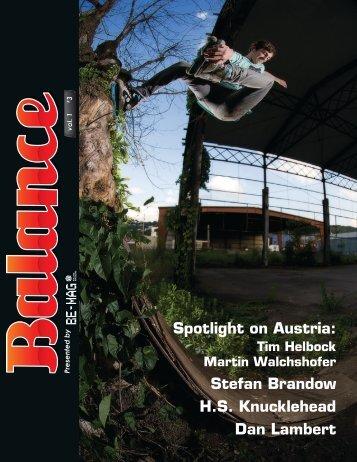 Balance rolling magazine #3
