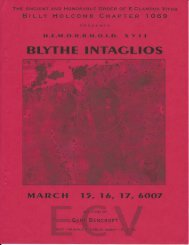 6007/2002 HEMI XVII Blythe Intaglios