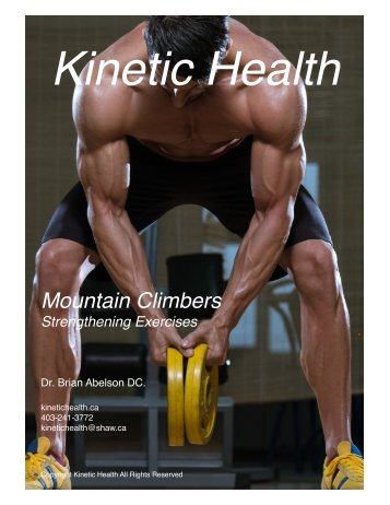 Mountain Climbers (2 versions)