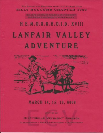 6008/2003 HEMI XVIII Lanfair Valley Adventure