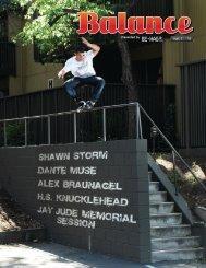 Balance rolling magazine #5