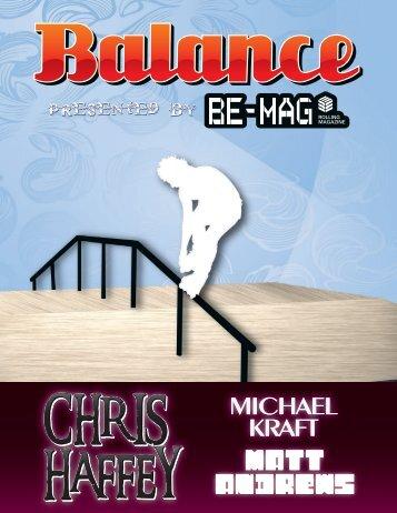 Balance rolling magazine #1