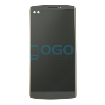 LCD & Digitizer Touch Screen Assembly With Frame for lg V10 H900 H901 VS990 - Black
