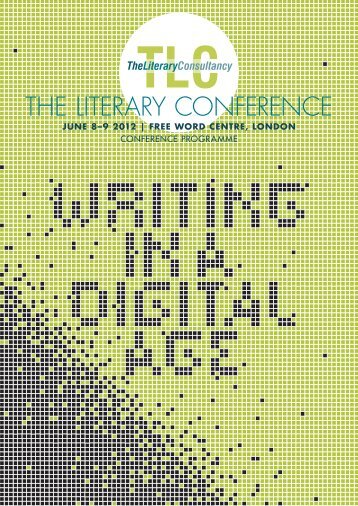 TLC - The Literary Consultancy