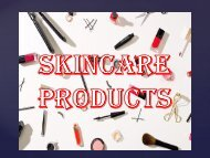 A158259_SKINCARE PRODUCTS