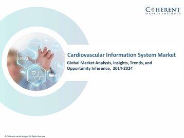 Global Cardiovascular Information System Market Trends – 2024