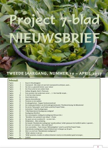 2017.04.01-NIEUWSBRIEF-7-BLAD-APRIL-2017