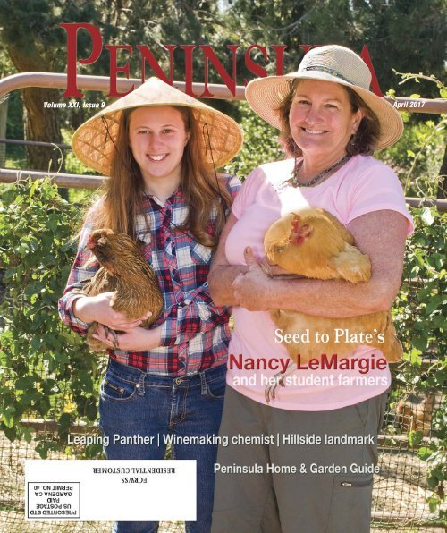 Peninsula People April 2017