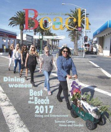 Beach magazine April 2017