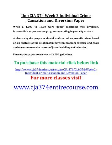 cja 374 week 2 learning team Snaptutorial is a online tutorial store we provides cja 474 week 2 learning team dq.
