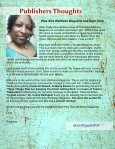 Plus Size Wellness Magazine Premiere Issue - Page 4