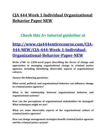 cja 314 policy issues paper 1 biological criminal behavior latonia demus, keyone  criminology cja/314  prison term policy recommendation.