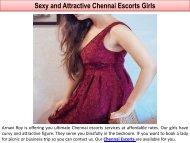 Sexy and Attractive Chennai Escorts Girls
