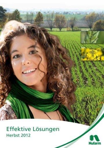 und CTU-Produkte im Herbst in Getreide! - Nufarm