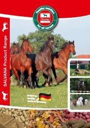 SALVANA - Pferdekatalog Englisch