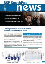 BSP SouthPool News June 2011