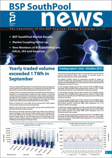 BSP SouthPool News November 2011