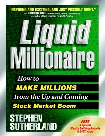 Liquid Millionaire - isaco