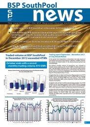 BSP SouthPool News December 2012