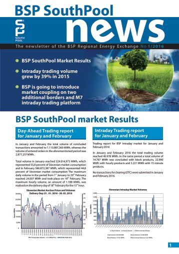 BSP SouthPool News March 2016