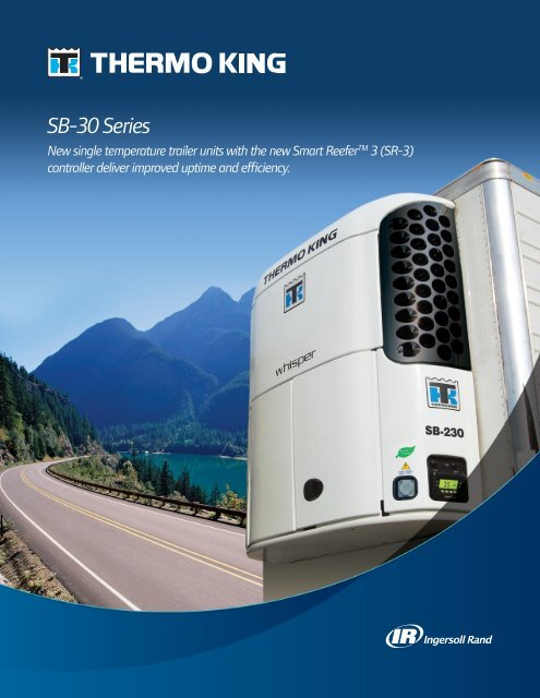SB-30 Series - Thermo King